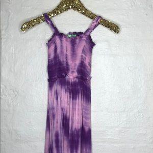 JOHNY MARTIN girl maxi dress